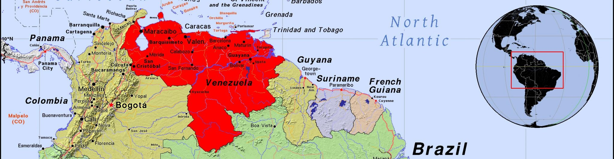 Is it safe to travel to Venezuela?